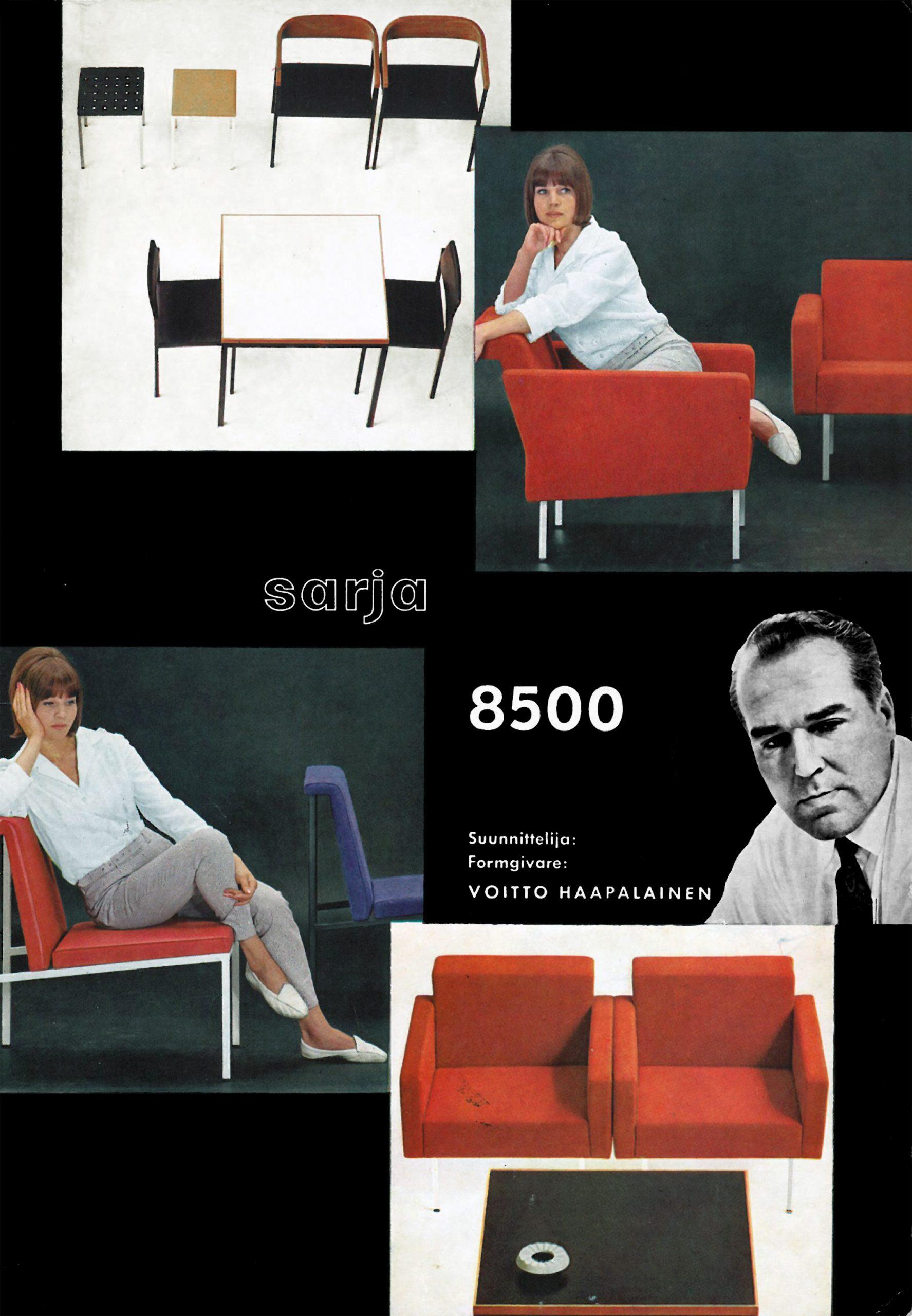 Tuoli nro 8507 esite.