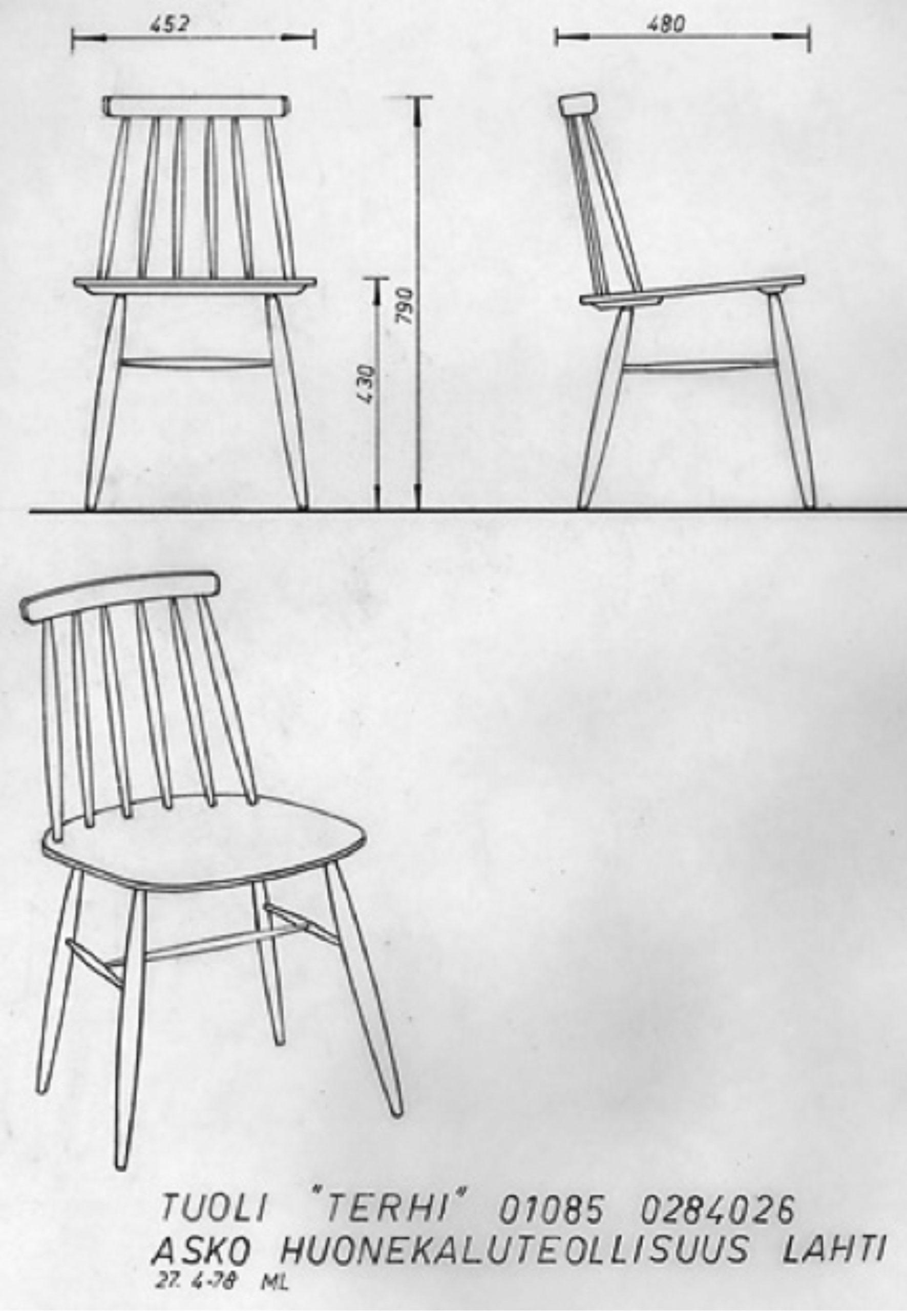 Tuoli Terhi.