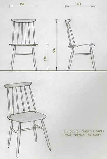 Tuoli Sara.