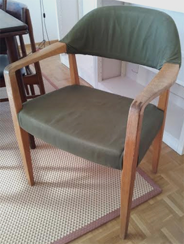 Tuoli Zenit.
