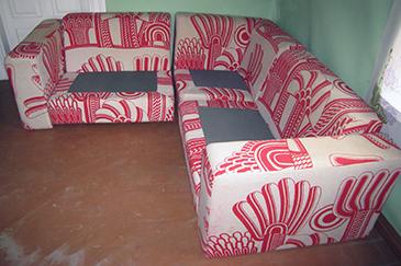 Sohva Mobile.