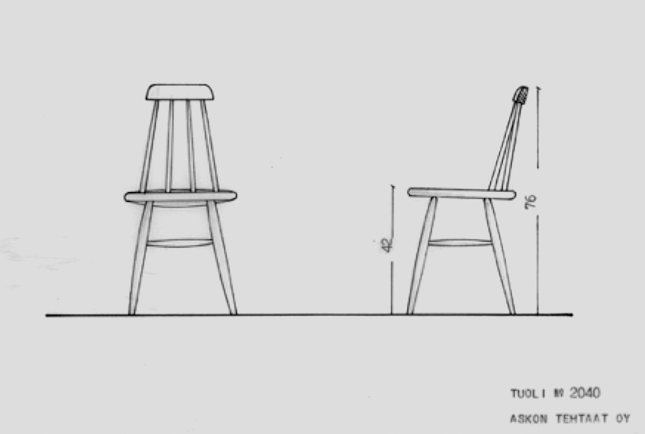 Tuoli Pirjo.